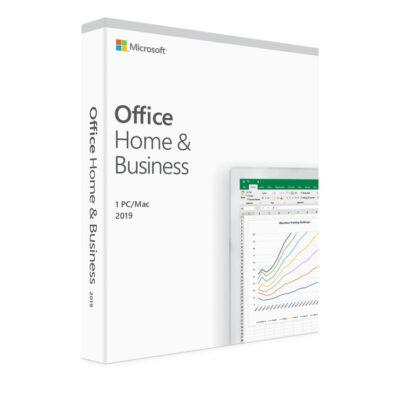 لایسنس آفیس هوم اند بیزینس 2019 ویندوز و مک   Office Home and Business 2019 PC/Mac Bind