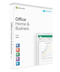 لایسنس آفیس هوم اند بیزینس 2019 ویندوز | Office Home and Business 2019 Windows