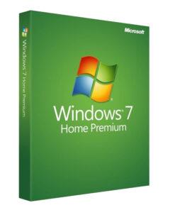 لایسنس اورجینال ویندوز 7 هوم پریمیوم   Windows 7 Home Premium