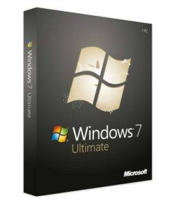 لایسنس اورجینال ویندوز 7 آلتیمیت | Windows 7 Ultimate