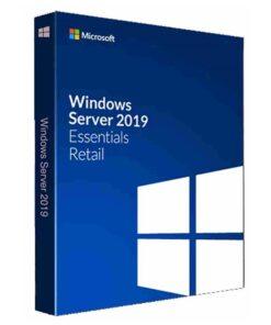 لایسنس ویندوز سرور 2019 اسنشیال   Windows Server 2019 Essentials