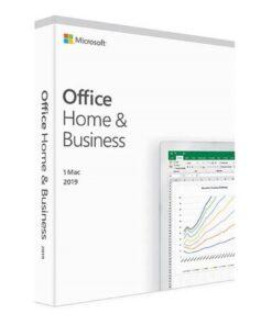 لایسنس آفیس هوم اند بیزینس 2019 مک بوک   Office Home and Business 2019 Mac Bind