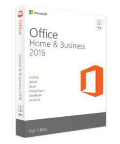 لایسنس آفیس هوم اند بیزینس 2016 مک بوک   Office Home and Business 2016 Mac