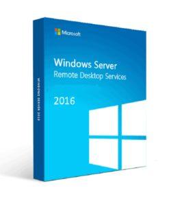 لایسنس ویندوز سرور 2016 آر دی اس | Windows Server 2016 Remote Desktop Service (RDS)