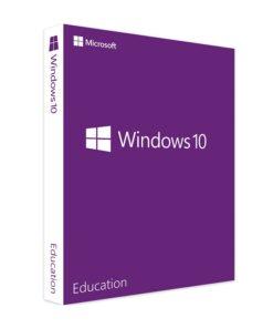 لایسنس اورجینال ویندوز 10 اجوکیشن | Windows 10 Education