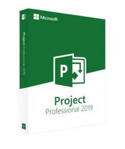 لایسنس پروجکت 2019 پرو | Project 2019 Pro