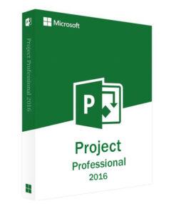 لایسنس پروجکت 2016 پروفشنال | Project 2016 Professional