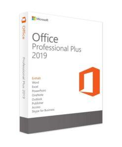 لایسنس آفیس پرو پلاس 2019 ویندوز | Office Pro Plus 2019 Win