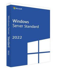 لایسنس ویندوز سرور 2022 استاندارد   Windows Server 2022 Standard