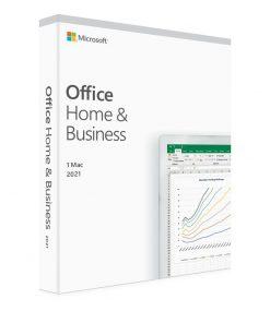 لایسنس آفیس هوم اند بیزینس 2021 مک بوک | Office Home and Business 2021 Mac Bind