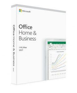 لایسنس آفیس هوم اند بیزینس 2021 ویندوز و مک | Office Home and Business 2021 PC/Mac Bind